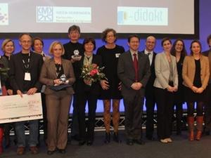 E-Learning-Projekte auf der Learntec 2013 ausgezeichnet