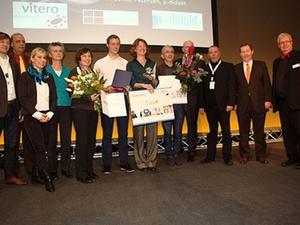 Preisverleihungen: Eurelea-Award 2014 verliehen
