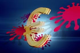 Euro Corona Viren Pandemie Finanzierung
