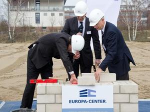 Europa-Center Finkenwerder wird um 15.000 Quadratmeter erweitert