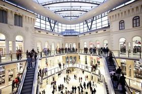 Europa Galerie Saarbrücken_ECE
