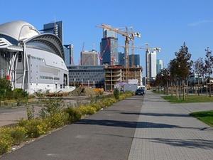 Frankfurter Europaviertel bekommt einen 80 Meter hohen Wohnturm