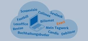 Online-Buchhaltung Mandant und Steuerberater: Exact