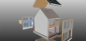 Niederlande: Nullenergie-Standard für Sozialwohnungen