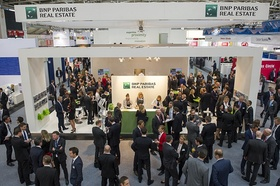 Expo Real 2015 Stand BNP Paribas