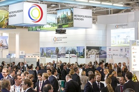 Expo Real 2016 - Stand München