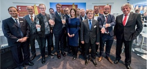 Expo Real: Preisträger des Immobilien-Marketing-Award 2017 geehrt