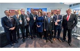 Expo Real 2017 - Immobilien Marketing Award 2017 - Preisverleihung