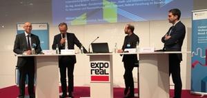 Expo Real 2018: Serielles und modulares Bauen auf Bundesebene