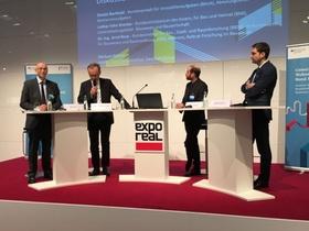 Expo Real 2018 Serielles Bauen Bundesebene