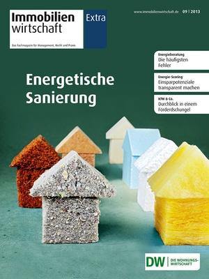 IW-Sonderheft Energetische Sanierung