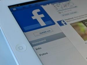 Außenauftritt: Facebook im Mittelpunkt