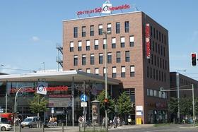 """Fachmarktzentrum """"Schönweide"""" Berlin"""
