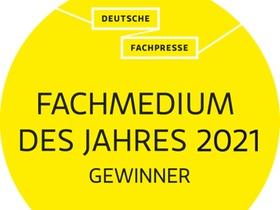 Fachmedium des Jahres 2021