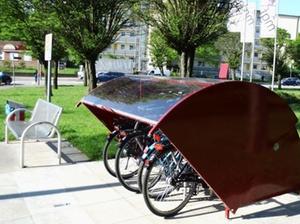 Preis für fahrradfreundliche Wohnungsgenossenschaften