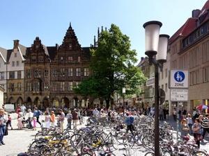 Aachener Grundvermögen kauft Münster Arkaden