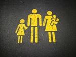 Familie Piktogramm