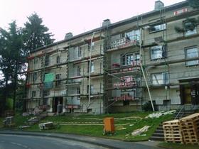 Fassade energetische Sanierung
