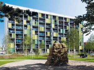 Bauliches Erbe: Große Wohnsiedlungen erneuern - Herausforderung