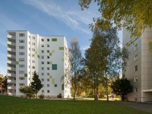 Nachhaltige Fassadensanierung Wohnhochhaus: Wärmeschutz