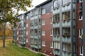 Fassadenansicht Friedrichstraße