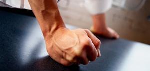 50 % mehr Gewaltunfälle am Arbeitsplatz als vor 10 Jahren