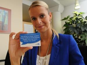 Kundenservice: Neue Lübecker implementiert neues Feedbacksystem