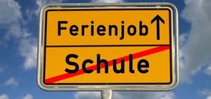 FinMin NRW: Steuertipps für Schüler und Studenten