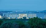 Die Technologiefabrik von Festo in Scharnhausen