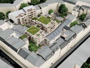 Pressetour: Aktuelle Neubauprojekte in Hamburg