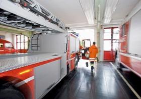 Feuerwehr, Alarm auf Feuerwache