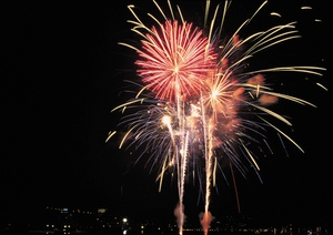 Jahreswechsel: Frohes neues Jahr