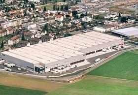 Fiege Logistikzentrum Schweiz