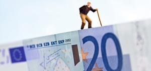 Rente: Jeder zweite Beschäftigte muss mit Armutsrente rechnen