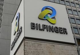 Firmenzentrale von Bilfinger in Mannheim