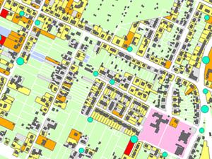 Forschung: Automatisierte Erfassung von Flächenpotenzialen