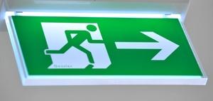 Warum ist eine Sicherheitsbeleuchtung erforderlich?