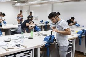 Flüchtlinge Ausbildung Kaeser