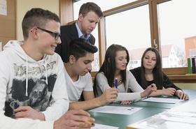 Sprachkurs Flüchtlinge Ausbildung