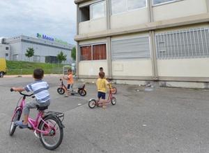 SBV will Flüchtlinge in Hochhaus unterbringen