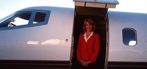 Wer übermäßig  trinkt, fliegt rau - auch aus dem Flugzeug