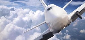 Durchschnittswerte für Flugkilometer ab dem Kalenderjahr 2019