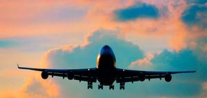 Spesenkürzung auf Flügen