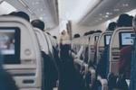 Flugzeug Economy Class