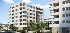 Formart baut 56 Wohnungen in Freiburg