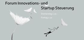 Forum Innovations- und Start-up-Steuerung 2020