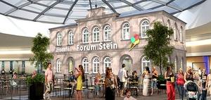 """IPH übernimmt Center Management des """"Forum Stein"""""""