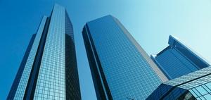 Büromarkt: Frankfurter Bankenlage treibt JLL-Werteindex