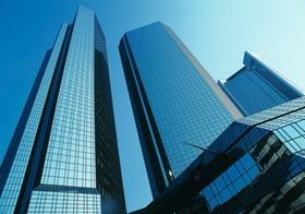 Frankfurt Bankenviertel
