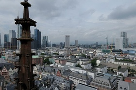 Frankfurt Innenstadt Häuser